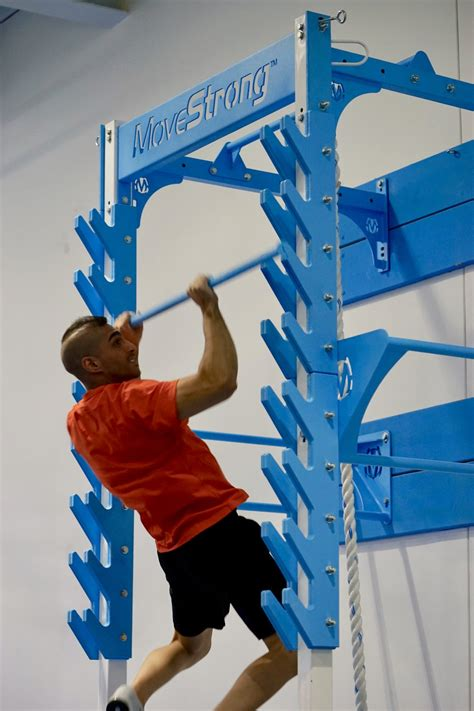 Building A Climbing Rack by New Movestrong Salmon Ladder Now Available Movestrong