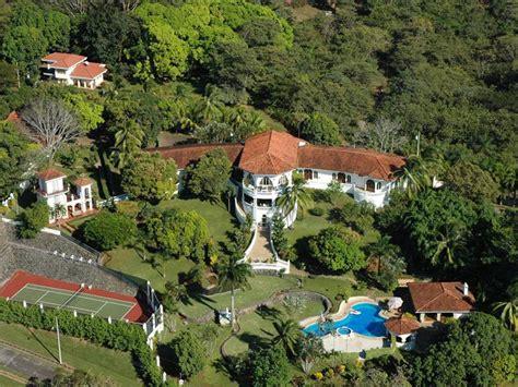 Pool Guest House Plans el castillo de esparza a 43 000 square foot estate in