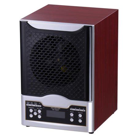 living  stage air purifier cleaner hepa ionic ozone
