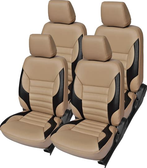 leatherette seat covers india gaadikart leatherette car seat cover for mahindra xuv 500
