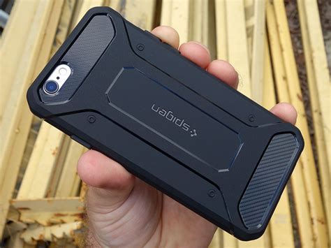 spigen rugged capsule for iphone 6 6s review imore