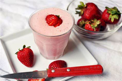 strawberry shake fast food strawberry milkshake requires 59 ingredients but
