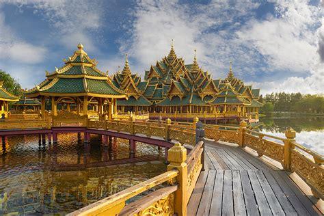 historical sites  thailand   myths