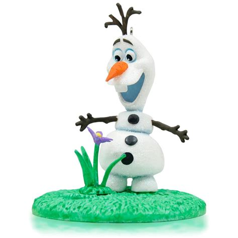 2015 olaf in summer frozen hallmark keepsake ornament