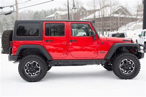 firecracker red jeep custom built 2016 jeep wrangler sport unlimited