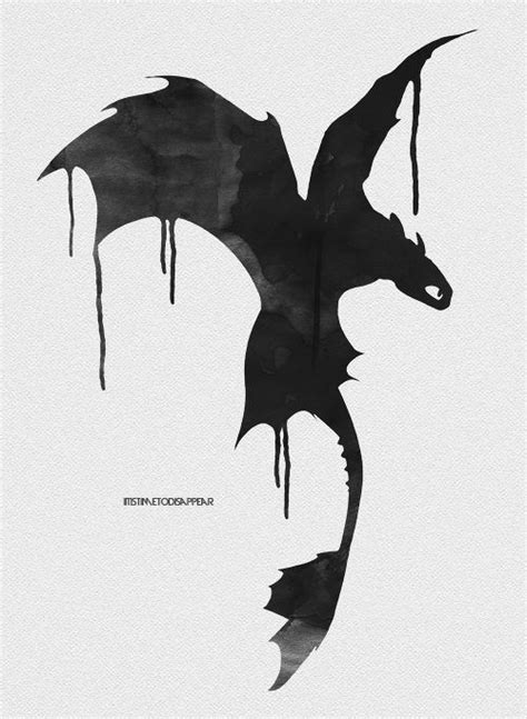 dragon tattoo ink recall best 25 night fury dragon ideas on pinterest toothless