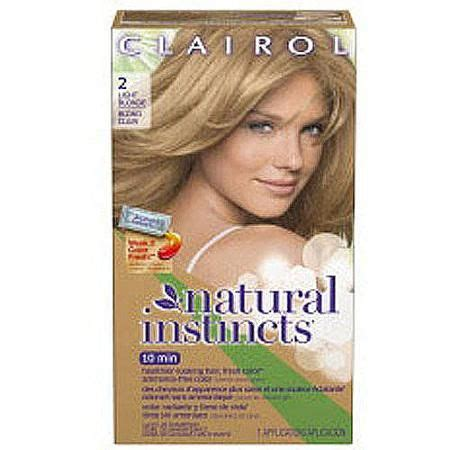 instinct hair color clairol instincts hair color clairol