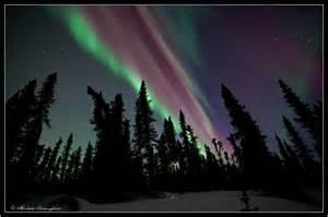 northern lights fairbanks alaska the great outdoors