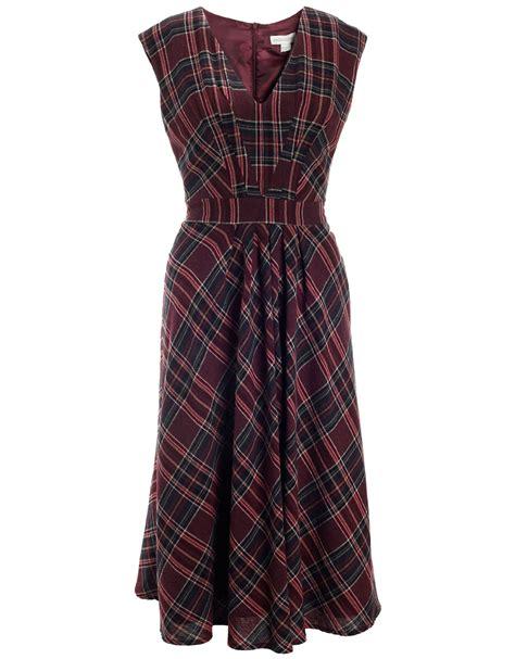Tartan Dress monsoon ruby check tartan dress all the dresses