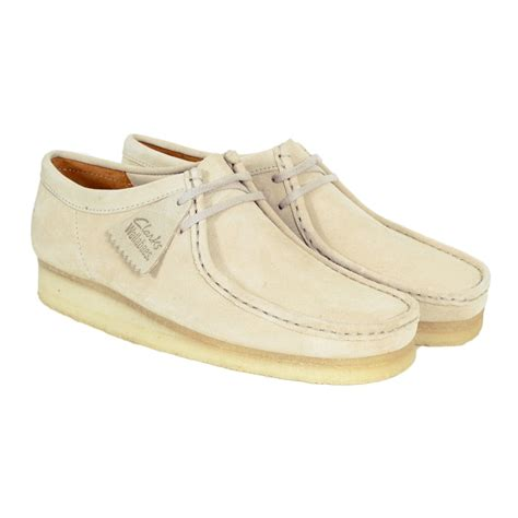 Original Clarks Preloved Shoes clarks originals suede shoes equipped with crepe sole