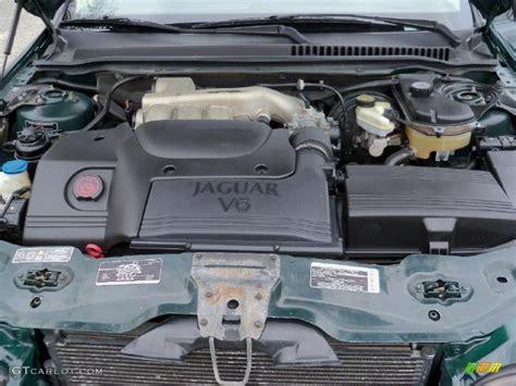 2002 Jaguar X Type 2 5 Engine Diagram