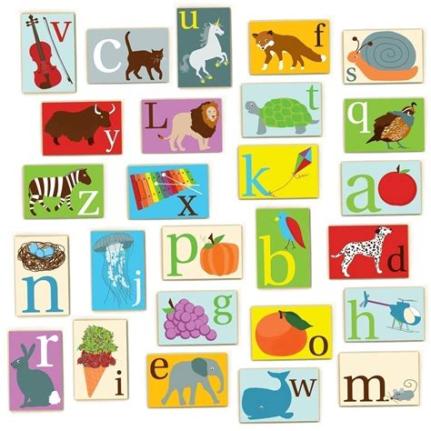 alphabet week a to z alphabet magnet set alpha