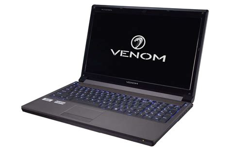 Ram Laptop Venom review venom blackbook 15x atomic gaming laptops pc
