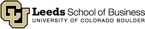 Colorado Leeds Mba by Career Development Office At Leeds School Of Business