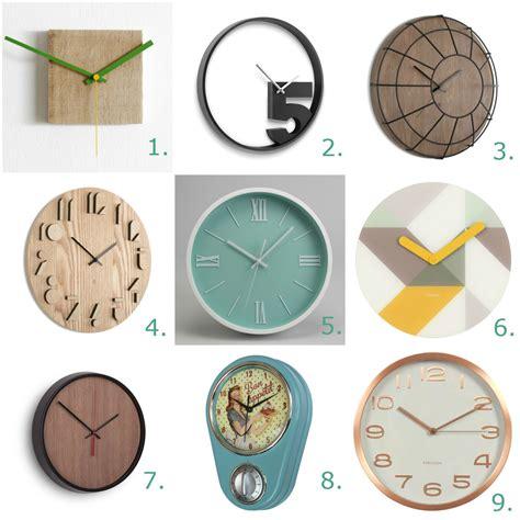 horloges design horloge murale design karlsson