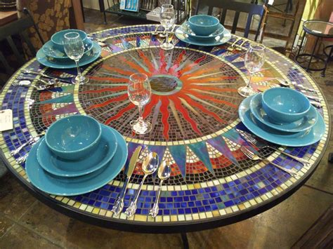 Mosaic Patio Table 1000 Images About Mosaic Inspiration On Pinterest Mosaics Mosaic And Mosaic Tables