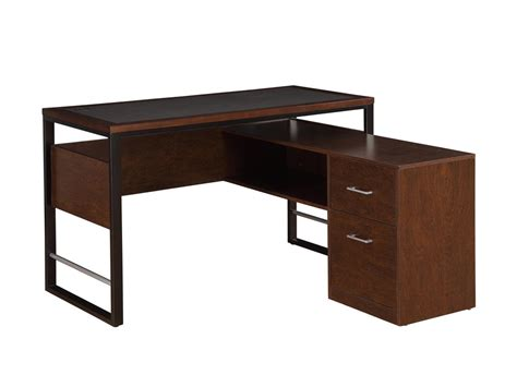 Montara L Desk Z Line Designs Inc Z Line Corner Desk