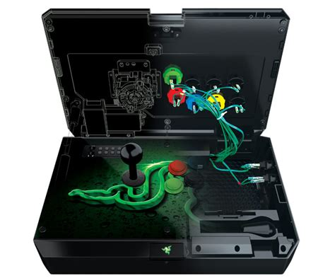 Razer Atrox razer atrox xbox 360 arcade stick launches for 200