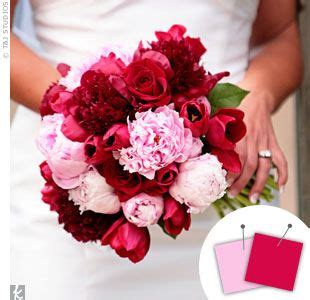Rot Pink Kombinieren by 17 Best Ideas About Pink Bouquet On Bridal