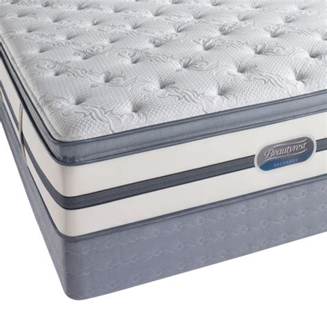 Beautyrest Mattress Solace Plush Pillowtop Innerspring Mattress From