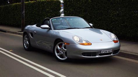 Porsche Boxster S 2001 by 2001 Porsche Boxster S 986 Sports Auto 22 888