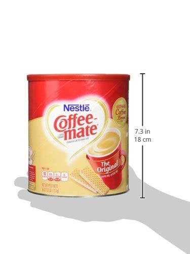 Coffee Mate Malaysia coffee tea beverages nestle coffee mate coffee creamer 56oz canister 11street malaysia
