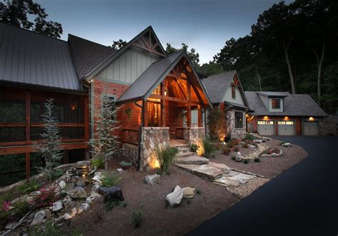 rustic modern house modern rustic homes