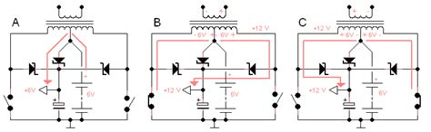 bootstrap capacitor principle electronic 90v plate battery