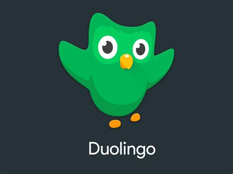 duolingo android duolingo icon materialup