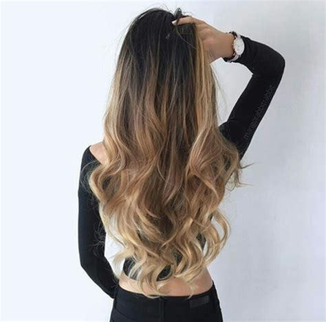color style 60 trendy ombre hairstyles 2018 blue