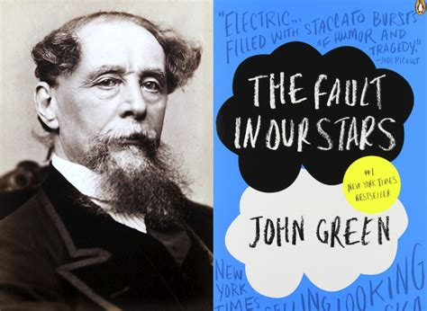 the fault in our stars by john green reviews discussion charles dickens on quot the fault in our stars quot by john green