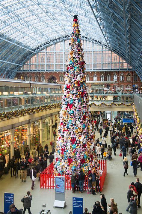 london s alternative christmas trees city academy