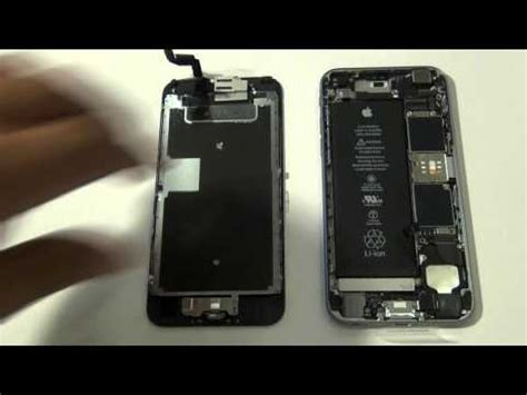 iphone  front camera proximity sensor ear speaker flex