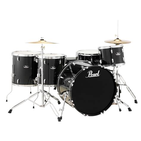 Pearl Roadshow Drum Set 4pcs pearl roadshow power configuration complete drum set