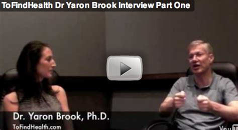 Alcobra Yaron Daniely Phd Mba by Financial Expert Dr Yaron Brook Reveals A New Side Of