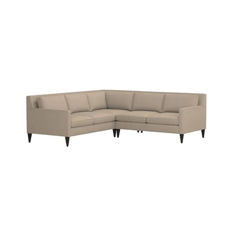 rochelle sofa crate and barrel rochelle sofa crate and barrel rochelle 2 sectional sofa