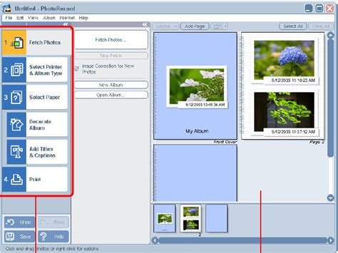 zoombrowser layout print zoombrowser ex software informer screenshots
