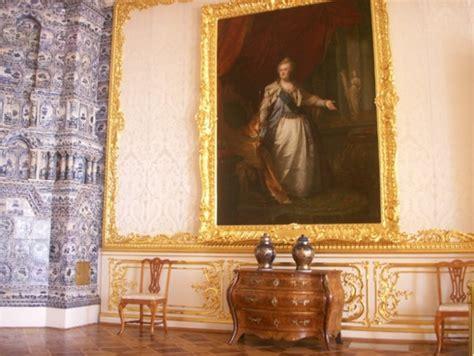 le salon dambre folio palais pouchkine de catherine ii ou tsarskoie selo carnet de route de martine et g 233 rard