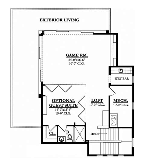 mediterranean style house plan 5 beds 3 baths 3036 sq ft mediterranean style house plan 4 beds 4 5 baths 5446 sq