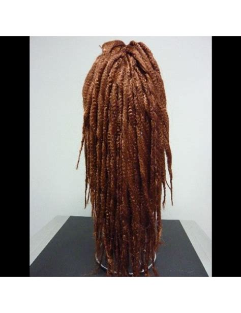cleopatra hair extensions clip in ponytail dreadlocks 230grams per piece 30