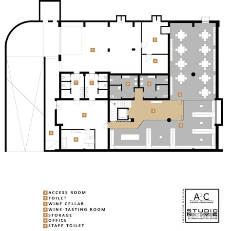 basement floor plans with bar gallery of inkiostro restaurant studio nove a2c 25