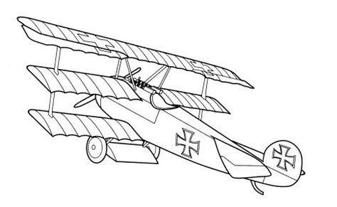 coloring pages old airplanes printable airplane coloring sheet for kids boys drawing