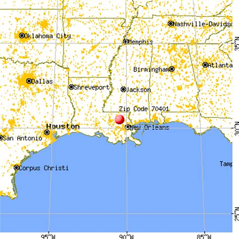 louisiana map hammond 70401 zip code hammond louisiana profile homes