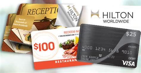 Hilton Hotel Gift Card - hot 65 reg 1 125 hilton hotel visa restaurant com gift cards