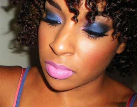 eyeshadow tutorial african american 23 great make up looks for black women s skin styles weekly