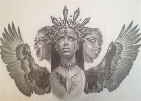 african queen tattoo designs 15 designs and pictures