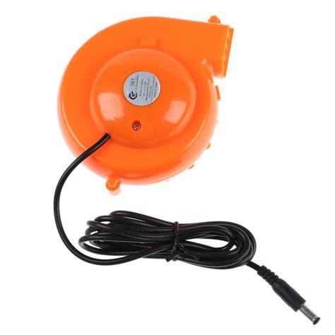 battery powered mini mini fan blower for mascot head inflatable costume 6v