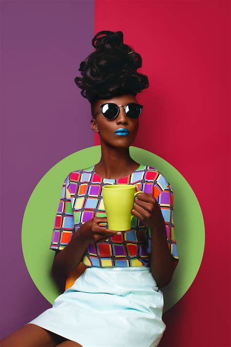 The Color Of Fashion editorial maumbo photography by victor peace