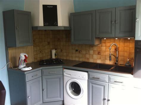 vieille cuisine repeinte photos de conception de maison