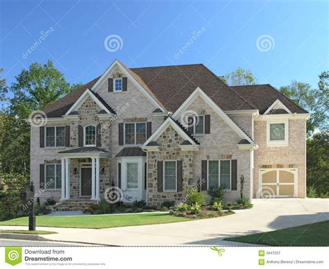 luxury house exterior in 334 luxury home exterior 52 royalty free stock photography